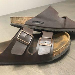 Men's Double Strap Birkenstock Sandals